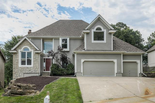 7525 N Granby Avenue, Kansas City, MO 64151 (#2179345) :: House of Couse Group