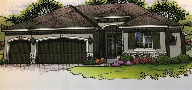 12819 W 172nd Terrace, Overland Park, KS 66221 (#2179462) :: Dani Beyer Real Estate