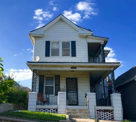 410 Sandusky Avenue, Kansas City, KS 66101 (#2179874) :: Edie Waters Network