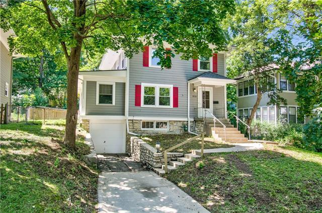 5530 Holmes Street, Kansas City, MO 64110 (#2179879) :: Eric Craig Real Estate Team