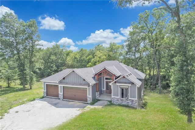 17162 NW County  1481 Road, Archie, MO 64725 (#2180194) :: House of Couse Group
