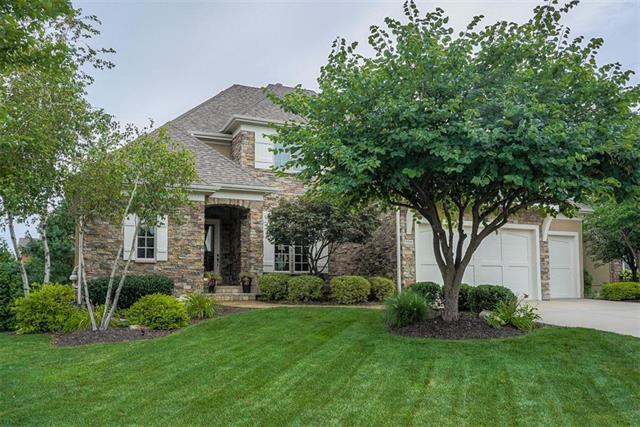 9506 W 161ST Terrace, Overland Park, KS 66085 (#2180241) :: Kansas City Homes
