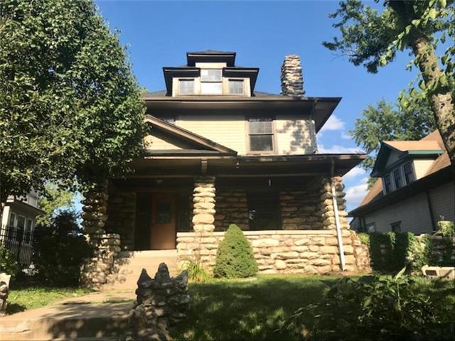 3829 Harrison Boulevard, Kansas City, MO 64109 (#2180488) :: Kansas City Homes