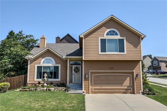 308 Killarney Lane, Smithville, MO 64089 (#2180616) :: Kansas City Homes