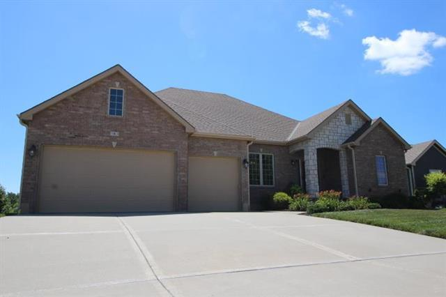 303 Old Trail Run N/A, Kearney, MO 64060 (#2180754) :: House of Couse Group
