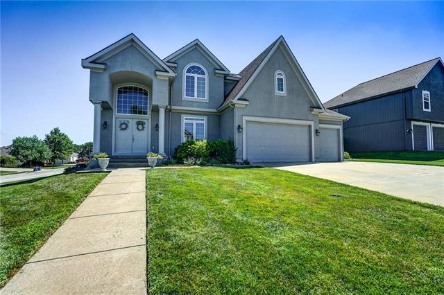 1707 NE 181st Street, Smithville, MO 64089 (#2180943) :: Eric Craig Real Estate Team