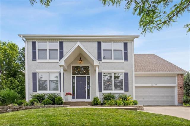 12309 W 126TH Street, Overland Park, KS 66213 (#2181017) :: Kansas City Homes