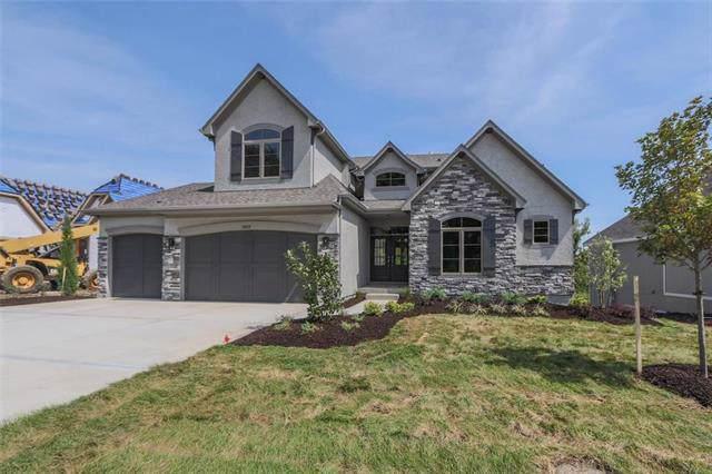 17809 Benson Street, Overland Park, KS 66013 (#2181032) :: Kansas City Homes