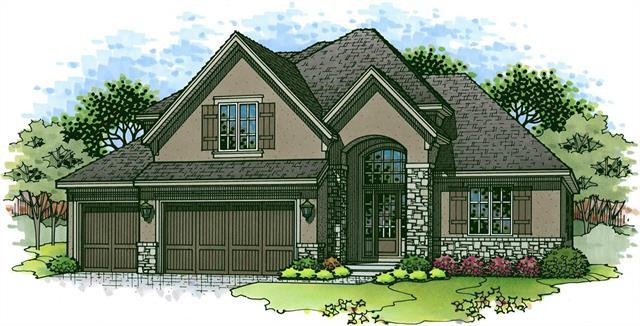 17816 Benson Street, Overland Park, KS 66013 (#2181038) :: Kansas City Homes