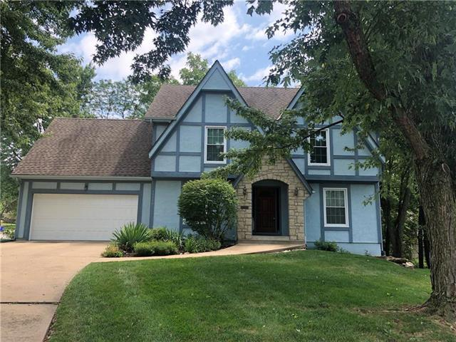 11510 S Millview Road, Olathe, KS 66061 (#2181394) :: House of Couse Group