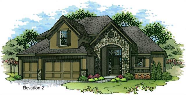 4007 W 157TH Terrace, Overland Park, KS 66224 (#2181586) :: Kansas City Homes