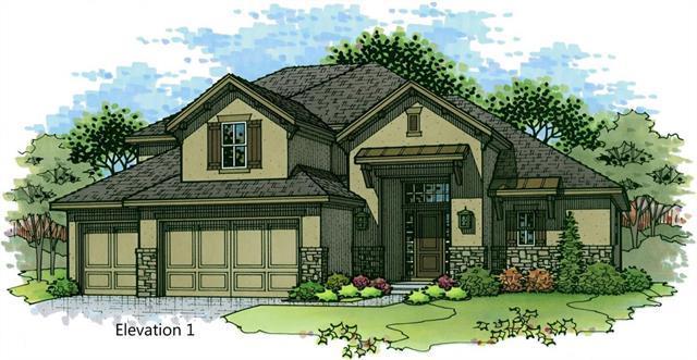 4110 W 157TH Terrace, Overland Park, KS 66224 (#2181601) :: Kansas City Homes