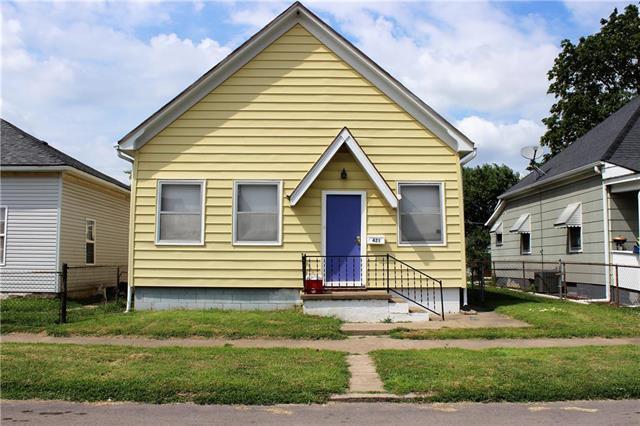 421 Ohio Street, St Joseph, MO 64504 (#2182030) :: House of Couse Group