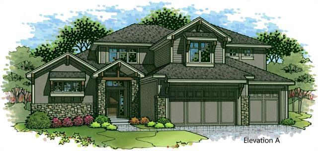 4015 W 157TH Terrace, Overland Park, KS 66224 (#2182117) :: Kansas City Homes