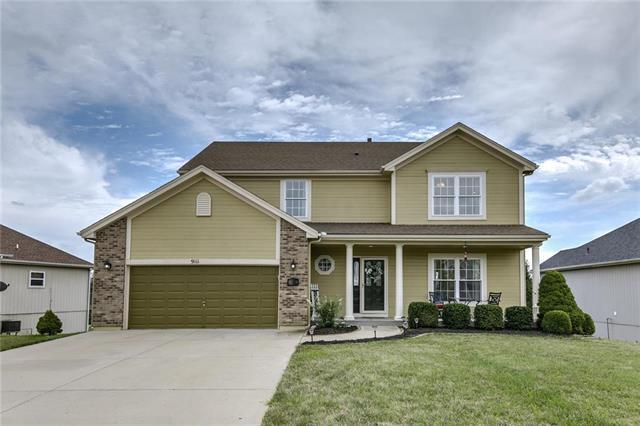 9111 NE 111th Street, Kansas City, MO 64157 (#2182136) :: Kansas City Homes