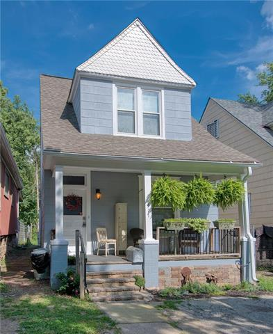 417 Cypress Avenue, Kansas City, MO 64124 (#2182169) :: Kansas City Homes