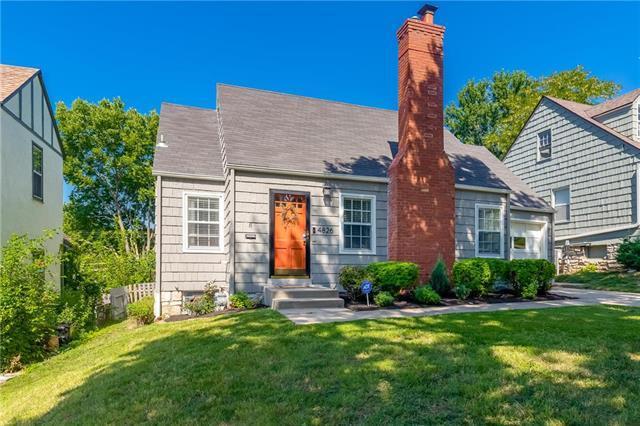 4826 Terrace Street, Kansas City, MO 64112 (#2182236) :: Kansas City Homes