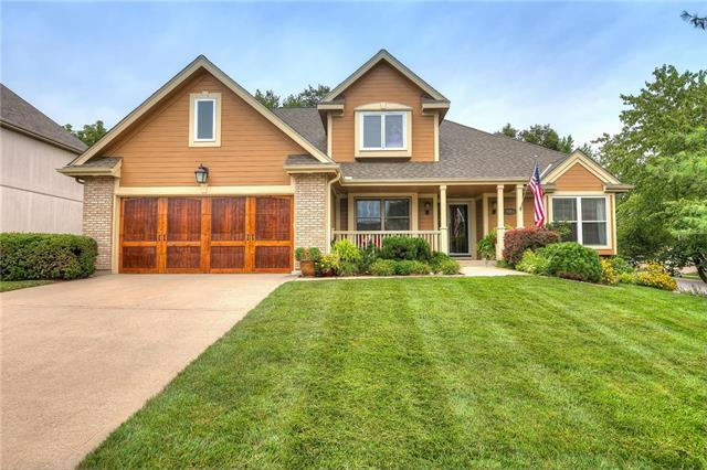 4904 NW 57th Place, Kansas City, MO 64151 (#2182592) :: Kansas City Homes