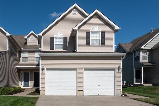 9843 N Lewis Avenue, Kansas City, MO 64157 (#2182911) :: Kansas City Homes