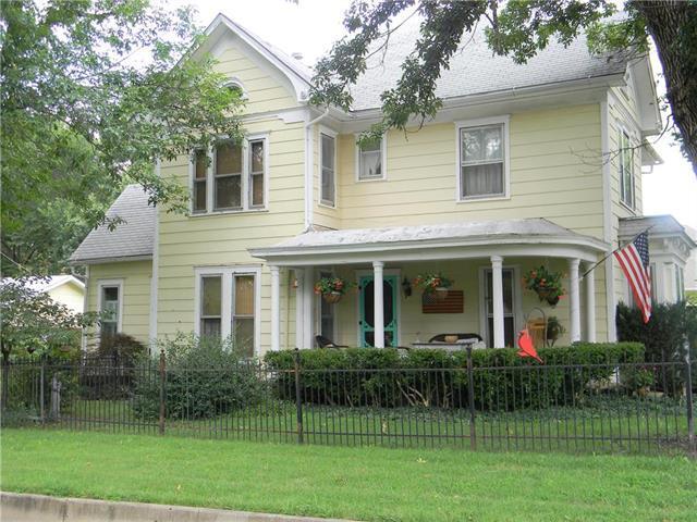 501 N Main Street, Yates Center, KS 66783 (#2183112) :: Kansas City Homes