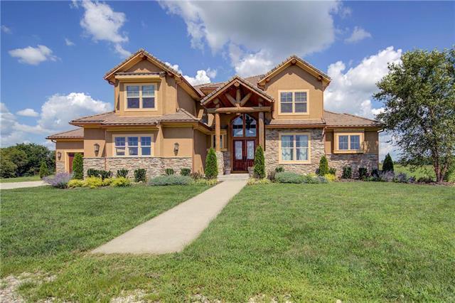 25145 Metcalf Road, Louisburg, KS 66053 (#2183242) :: Eric Craig Real Estate Team