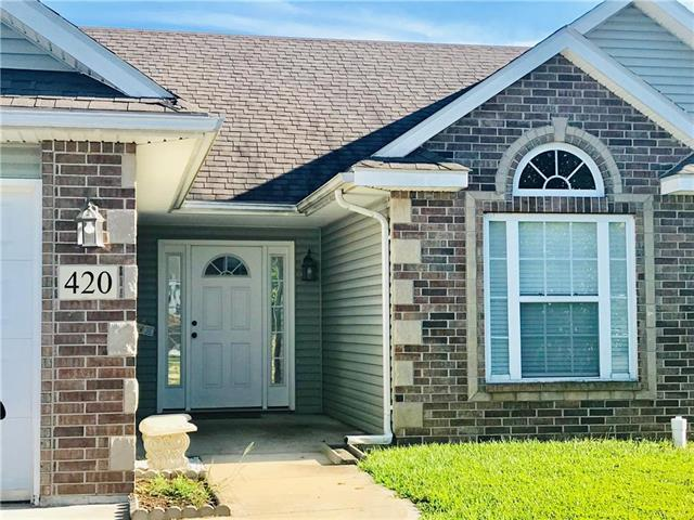 420 Poplar Street, Warrensburg, MO 64093 (#2183516) :: House of Couse Group