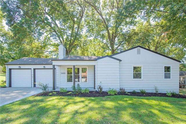 5409 W 65th Terrace, Prairie Village, KS 66202 (#2183921) :: The Shannon Lyon Group - ReeceNichols