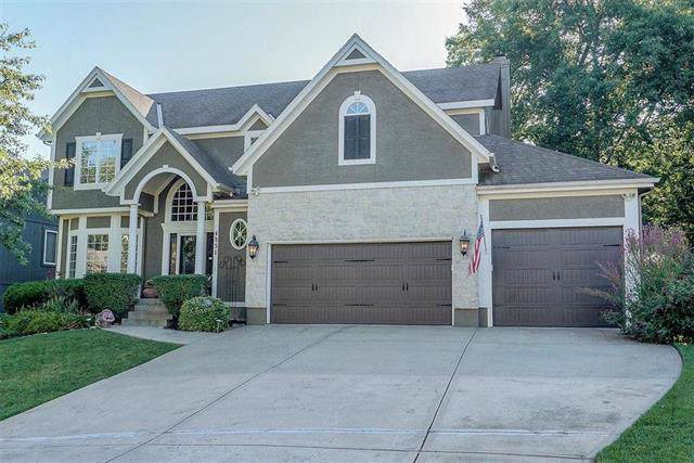 4531 Anderson Street, Shawnee, KS 66226 (#2184760) :: House of Couse Group