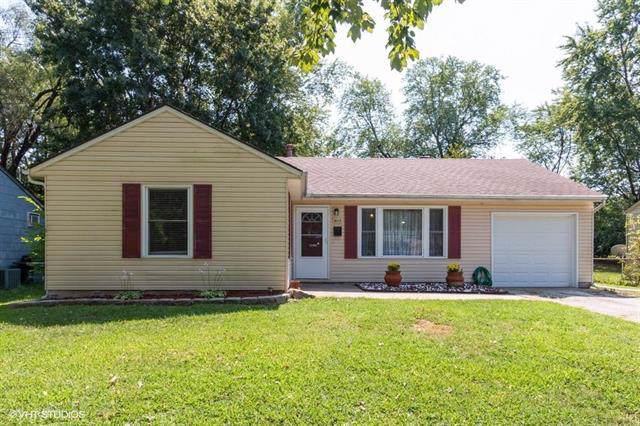 605 NE 67th Terrace, Gladstone, MO 64118 (#2186759) :: Kansas City Homes