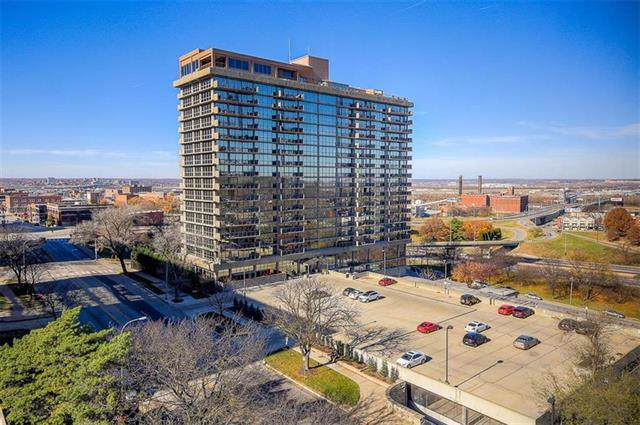 600 E Admiral Boulevard #503, Kansas City, MO 64106 (#2186766) :: Kansas City Homes