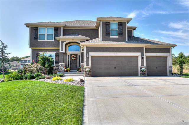 7624 N Granby Avenue, Kansas City, MO 64151 (#2186821) :: Kansas City Homes
