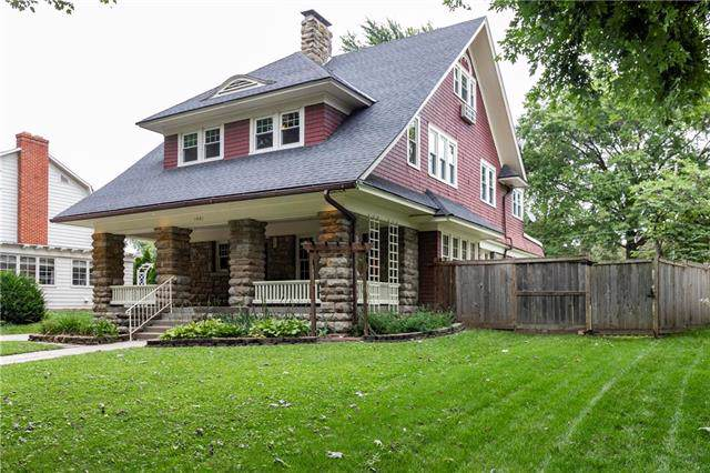 1401 N 25th Street, St Joseph, MO 64506 (#2187597) :: Dani Beyer Real Estate