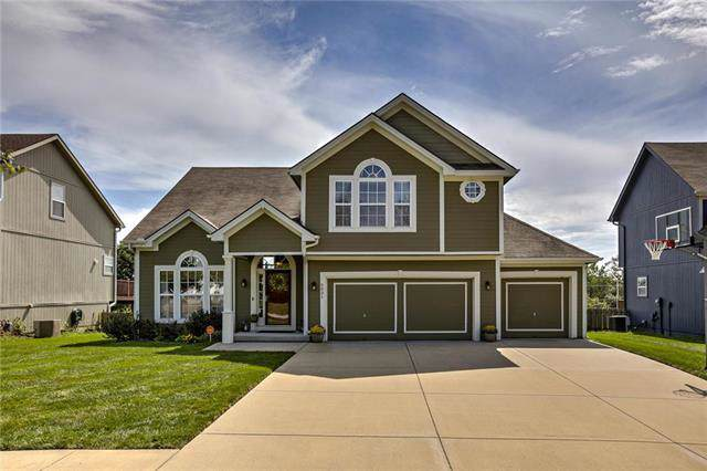 5031 NW 88th Terrace, Kansas City, MO 64154 (#2187743) :: Kansas City Homes