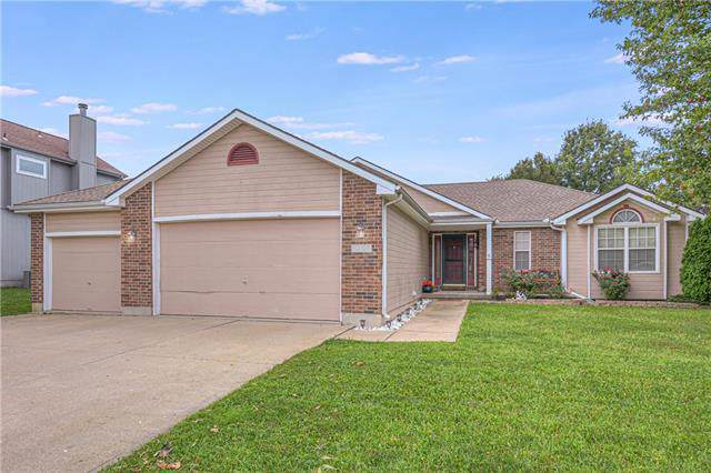 3201 SW 8Th Street, Blue Springs, MO 64015 (#2187919) :: No Borders Real Estate