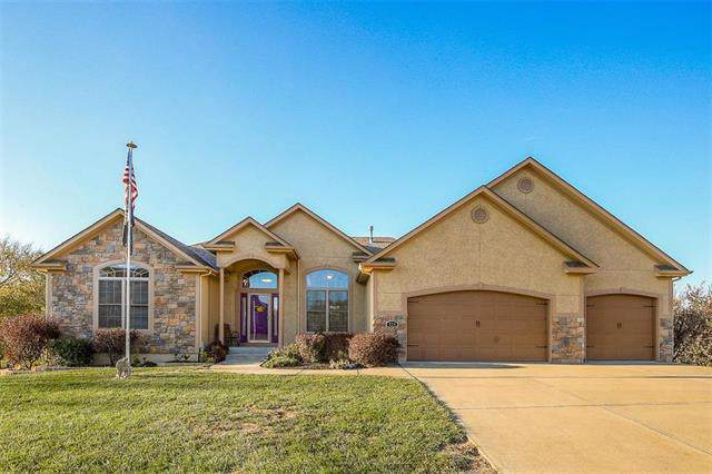 724 Danford Drive, Louisburg, KS 66053 (#2188018) :: Clemons Home Team/ReMax Innovations