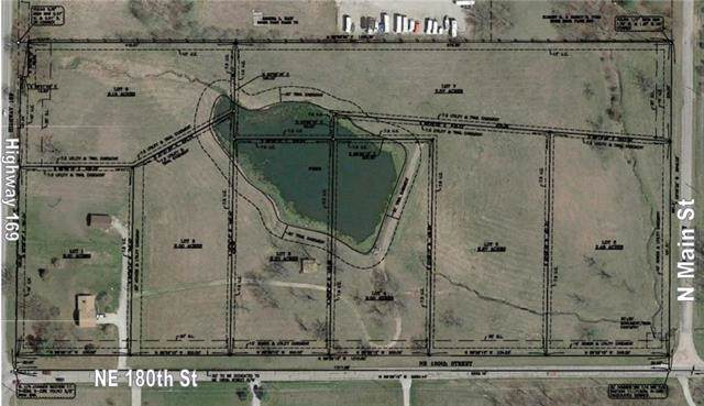 Lot 4 Ne 180th Street, Smithville, MO 64089 (#2188102) :: Kansas City Homes