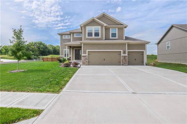 1406 Silhouette Drive, Kearney, MO 64060 (#2188275) :: Kansas City Homes