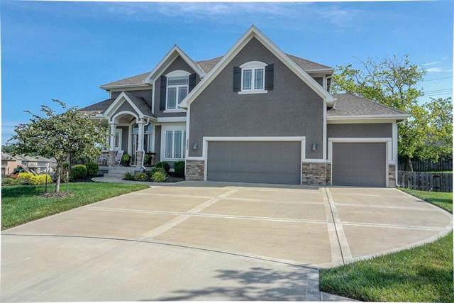 5200 NW 92nd Terrace, Kansas City, MO 64154 (#2188382) :: Kansas City Homes