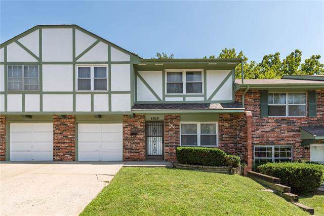 4019 Hedges Avenue, Kansas City, MO 64133 (#2188405) :: Dani Beyer Real Estate