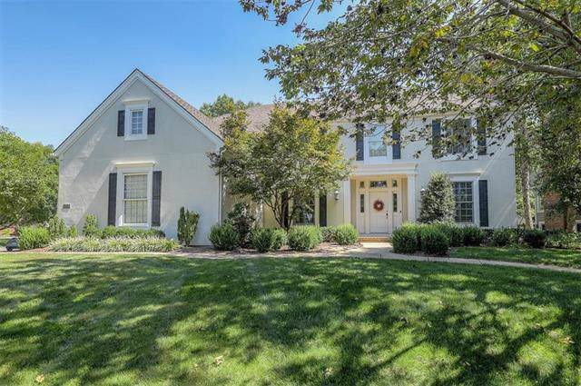 13201 Howe Drive, Leawood, KS 66209 (#2188422) :: House of Couse Group