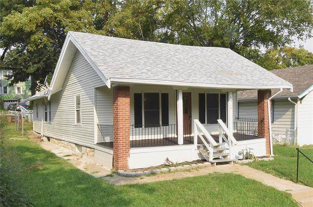5406 Paseo Boulevard, Kansas City, MO 64110 (#2188476) :: Eric Craig Real Estate Team