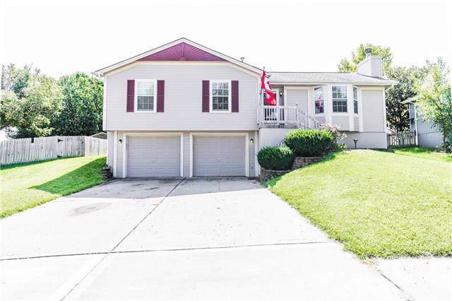 8519 NE 107th Terrace, Kansas City, MO 64157 (#2188509) :: Kansas City Homes