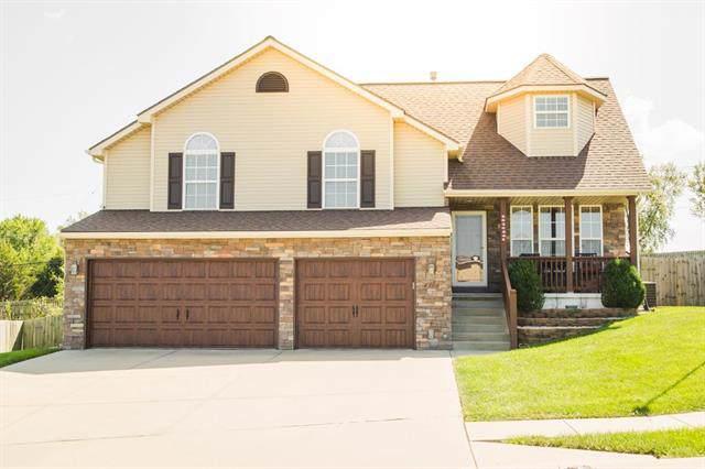 4309 NE 80Th Place, Kansas City, MO 64119 (#2188521) :: Kansas City Homes