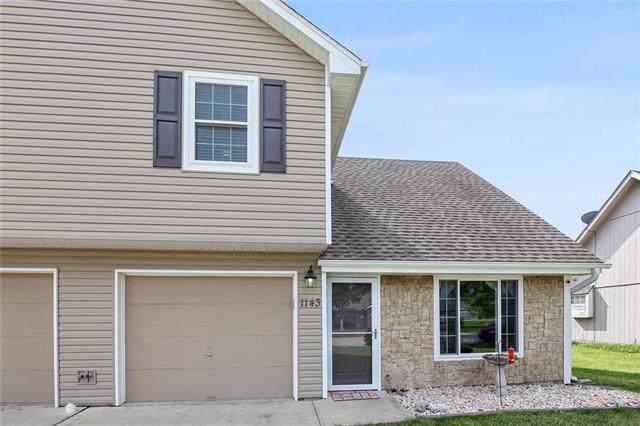 1143 Dean Drive, Grain Valley, MO 64029 (#2188613) :: No Borders Real Estate
