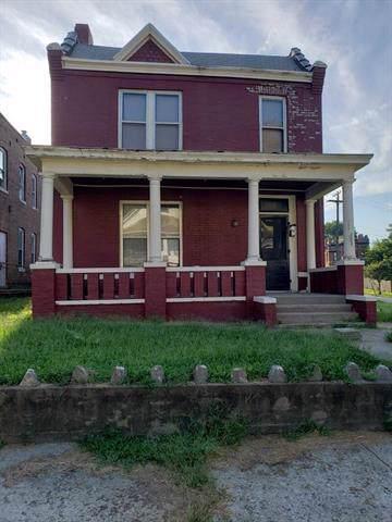 208 S 13th Street, St Joseph, MO 64501 (#2188636) :: Dani Beyer Real Estate