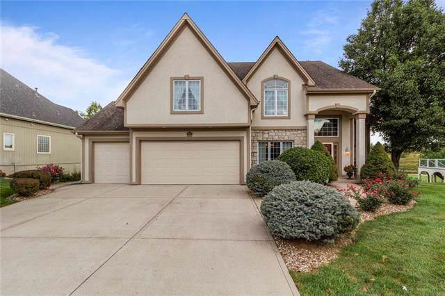 9511 N Crescent Court, Kansas City, MO 64157 (#2188679) :: Kansas City Homes