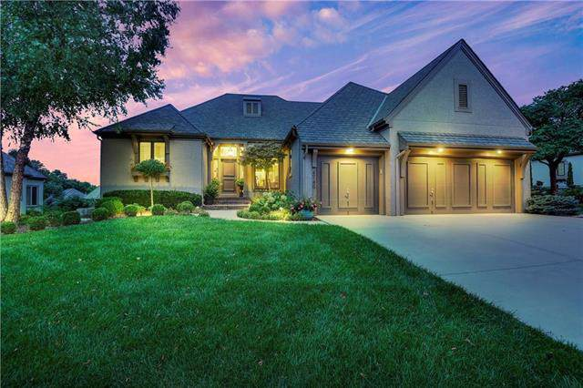 4745 W 151st Terrace, Leawood, KS 66224 (#2188702) :: House of Couse Group