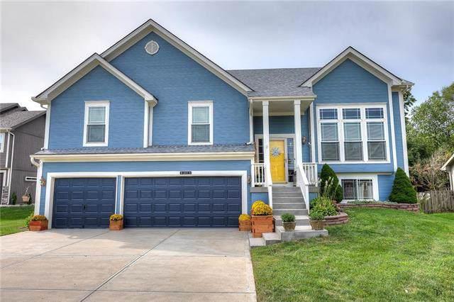 207 Carriage Court, Smithville, MO 64089 (#2188730) :: Kansas City Homes