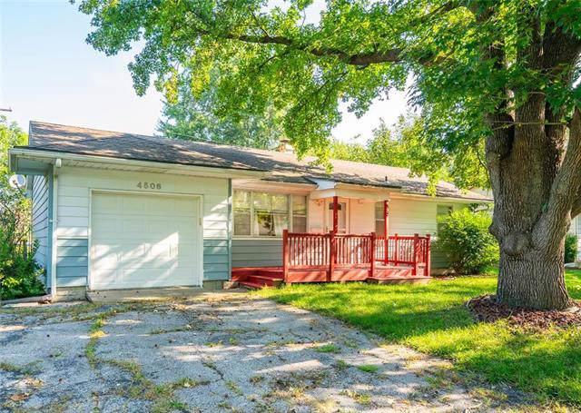 4506 E 112th Street, Kansas City, MO 64137 (#2188786) :: Dani Beyer Real Estate