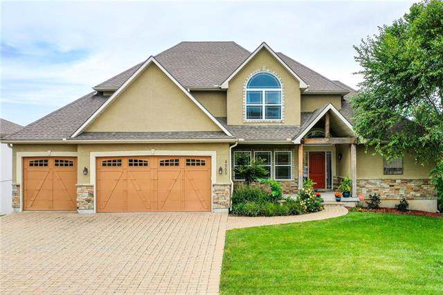 4953 S Park Ridge Drive, Independence, MO 64015 (#2188818) :: No Borders Real Estate